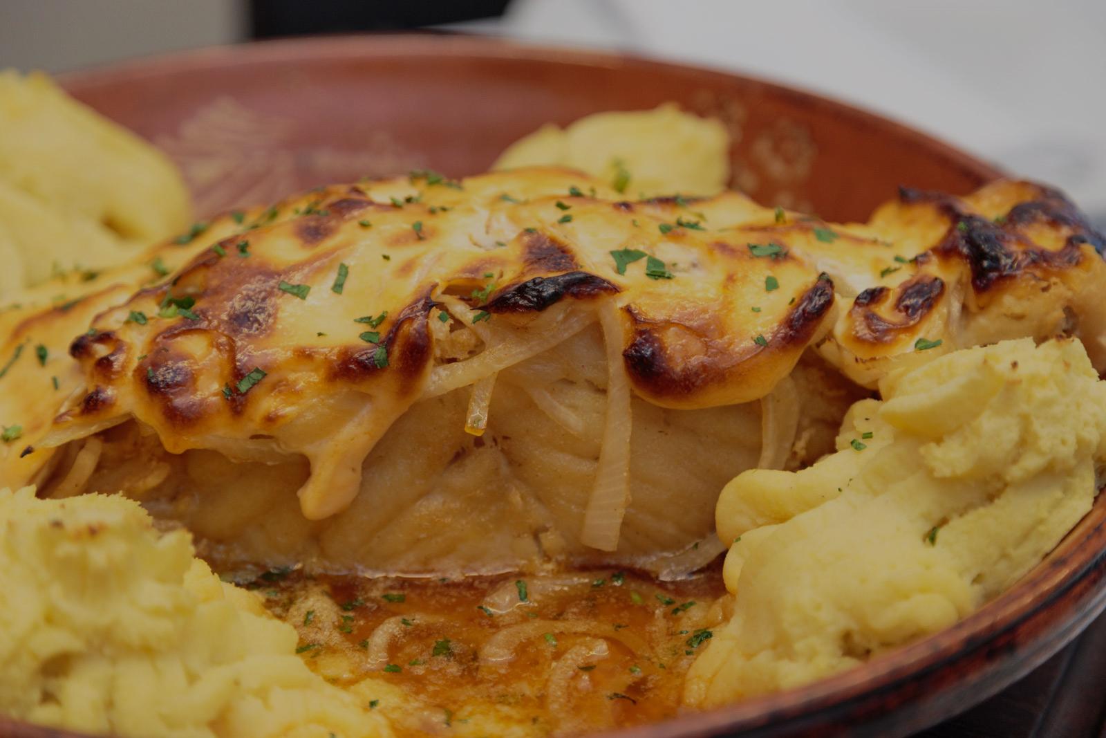 Restaurante Augusta em Braga - Bacalhau À Augusta