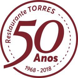 Logótipo Restaurantes Torres 50anos