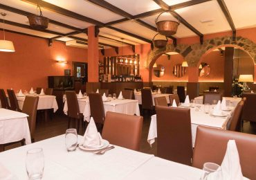 Restaurante O Pórtico no Bom Jesus de Braga