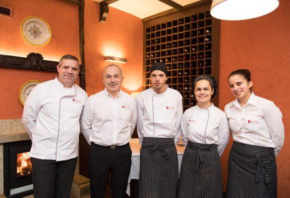Equipa do Pórtico, Restaurante em Braga, Bom Jesus