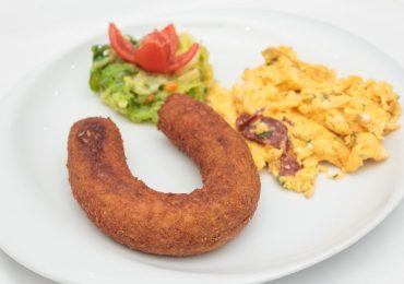 Restaurante Torres Famalicão, alheira de caça